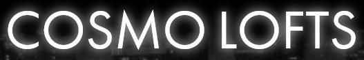 Cosmo Lofts - Logo