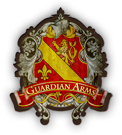 Guardian Arms - Logo
