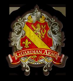 Guardian Arms - Logo